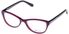 Okulary Korekcyjne Lorss LO 2112 C Kocie Czerwone Damskie