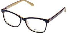 Okulary Korekcyjne Lorss LO 2124 A Brązowe Damskie