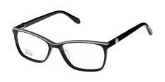 Okulary Korekcyjne Lorss LO 2310 A Czarne Klasyczne Damskie