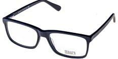 Okulary Korekcyjne Jushu JH 3616 B Klasyczne Granatowe Męskie