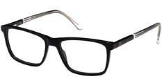 Okulary Korekcyjne Guess GU 1971 001 Klasyczne Czarne Męskie