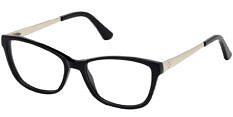 Okulary Korekcyjne Guess GU 2721 001 Klasyczne Czarne Damskie