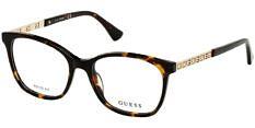 Okulary Korekcyjne Guess GU 2743 052 Panterka Brązowa Damska