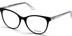 Okulary Korekcyjne Guess GU 2734 003 Klasyczne Damskie