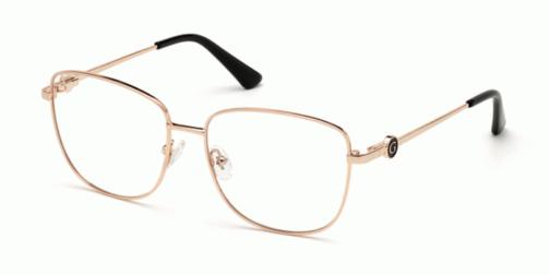 Okulary Korekcyjne Gues GU 2757 56 028 Złote Damskie