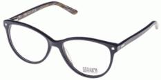 Okulary Korekcyjne Jushu JH 2944 Brązowe Kocie Damskie