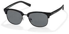 Okulary Przeciwsłoneczne Polaroid PLD/S 1012> CVL 54-Y2 Czarne Okrągłe Klasyczne