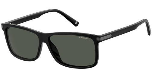 Okulary Przeciwsłoneczne Polaroid PLD/S 2075/S/X 807 59-M9 Czarne Męskie