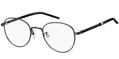 Okulary Korekcyjne TOMMY HILFIGER TH 1690/G V81 Szare Okrągłe