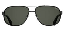 Okulary Przeciwsłoneczne Polaroid PLD/S 2059 003 60-M9 Czarne Męskie