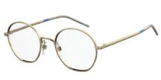 Okulary Korekcyjne TOMMY HILFIGER TH 1681 J5G Złote Okrągłe