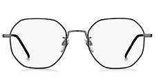 Okulary Korekcyjne TOMMY HILFIGER TH 1790/F TI7 Okrągłe Srebrne