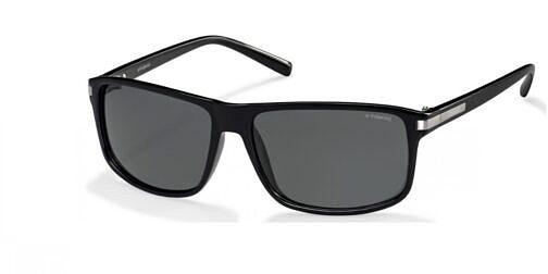 Okulary Przeciwsłoneczne Polaroid PLD/S 2019 D28 59-Y2 Czarne Męskie