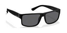 Okulary Przeciwsłoneczne Polaroid PLD 2030 DL5 59-Y2 Czarne Klasyczne Męskie