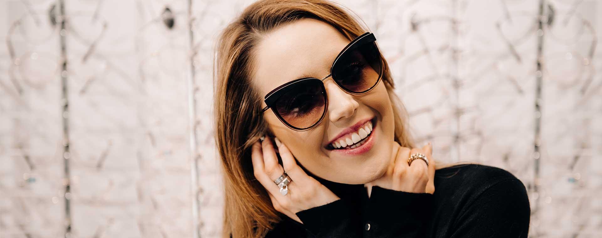 Okulary<br>przeciwsłoneczne