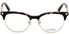 Okulary Korekcyjne Guess GU 2798-S 052 Klasyczne Wayfarer