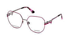 Okulary Korekcyjne Guess GU 2829 077 Okrągłe Czerwone Damskie