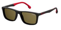 Okulary Korekcyjne CARRERA CA/S 4009/CS 003 Czarne z Nakładką Słoneczną Męskie