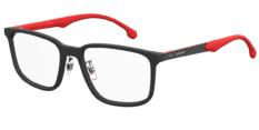 Okulary Korekcyjne CARRERA CA/K 8840/G 003 Klasyczne Czarne Czerwone Męskie