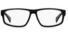 Okulary Korekcyjne TOMMY HILFIGER TH 1745 003 Sportowe Czarne Męskie