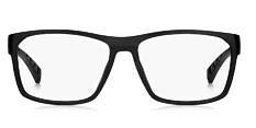 Okulary Korekcyjne TOMMY HILFIGER TH 1747 003 Sportowe Czarne Męskie