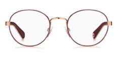 Okulary Korekcyjne TOMMY HILFIGER TH 1773 NOA Okrągłe Złote