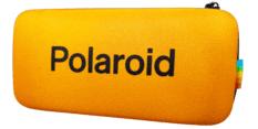Etui na Okulary Polaroid na Zamek – Pomarańczowe