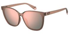 Okulary Przeciwsłoneczne Polaroid PLD/S 4101/F 35J 65-OJ Różowe Damskie