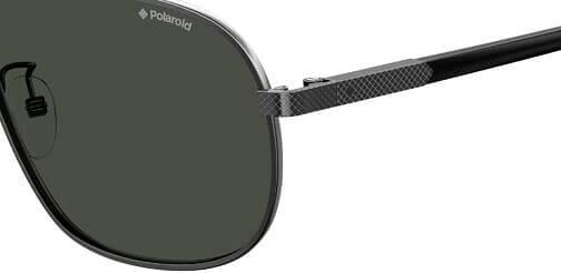 Okulary Przeciwsłoneczne Polaroid PLD 2074SX_KJ1M9_P02 Szare Męskie Najlepsze-Okulary.pl