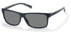 Okulary Przeciwsłoneczne Polaroid PLD/S 2027 M3L 59-C3 Niebieskie Męskie