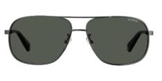 Okulary Przeciwsłoneczne Polaroid PLD/S 2074/S/X KJ1 60-M9 Szare Męskie