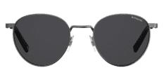 Okulary Przeciwsłoneczne Polaroid PLD/S 2082/X KJ1 49-M9 Szare
