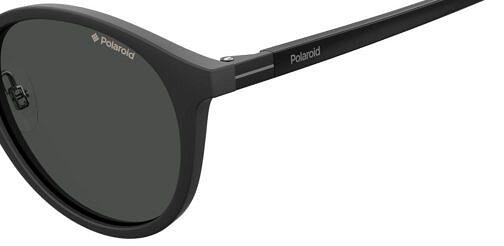 Okulary Przeciwsłoneczne Polaroid PLD 2091 S 003 M9 czarne Okrągłe Najlepsze-Okulary.pl