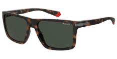 Okulary Przeciwsłoneczne Polaroid PLD/S 2098 AB8 56-M9 Brązowe Panterka