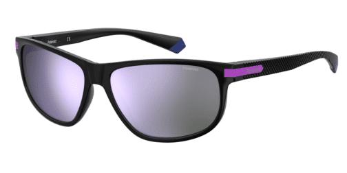 Okulary Przeciwsłoneczne Polaroid PLD 2099 S HK8MF Fioletowe Damskie Najlepsze-Okulary