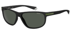 Okulary Przeciwsłoneczne Polaroid PLD/S 2099 7ZJ 58-M9 Sportowe Czarne
