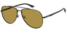 Okulary Przeciwsłoneczne Polaroid PLD/S 2105/G 003 62-MU Żółte