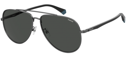 Okulary Przeciwsłoneczne Polaroid Aviator PLD/S 2105/G V81 62-M9