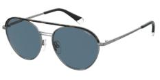 Okulary Przeciwsłoneczne Polaroid PLD/S 2107/X 6LB 56-C3 Szare