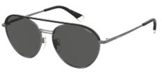 Okulary Przeciwsłoneczne Polaroid PLD/S 2107/X KJ1 56-M9 Czarne