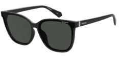 Okulary Przeciwsłoneczne Polaroid PLD/S 4101/F 807 65-M9 Czarne Damskie