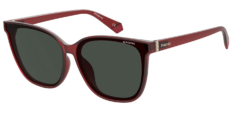 Okulary Przeciwsłoneczne Polaroid PLD/S 4101/F LHF 65-M9 Bordowe Damskie