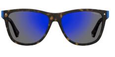 Okulary Przeciwsłoneczne Polaroid PLD/S 6035 N9P 56-5X Brązowo Niebieskie