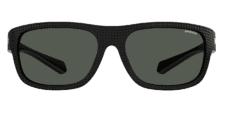 Okulary Przeciwsłoneczne Polaroid PLD/S 7022 807 63-M9 Czarne Męskie