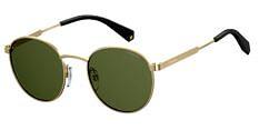 Okulary Przeciwsłoneczne Polaroid PLD/S 2053 PEF 51-UC Złote
