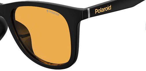PLD/S 6112/F 71C Okulary Przeciwsłoneczne Polaroid PLD/S 6112/F 71C 53-HE Żółte Klasyczne53-HE