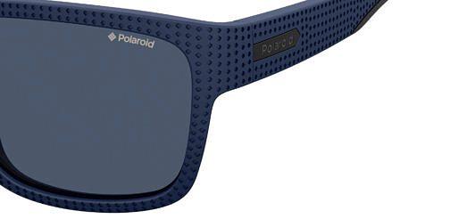 Okulary Przeciwsłoneczne Polaroid PLD 7025S_FLLC3_P02 Szare Klasyczne Męskie Najlepsze-Okulary.pl