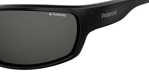 Okulary Przeciwsłoneczne Polaroid PLD 7029S_807M9_P02 Sportowe Czarne Najlepsze-Okulary.pl