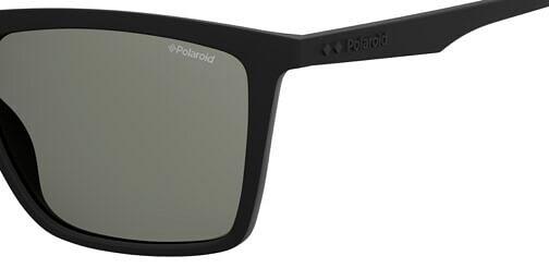 Okulary Przeciwsłoneczne Polaroid PLD 2050S_807M9_P00 Czarne Klasyczne Męskie Najlepsze-Okulary