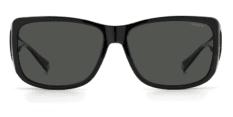 Okulary Przeciwsłoneczne Polaroid PLD 9016 807 M9 Google, Nakładki naOkulary Korekcyjne Czarne